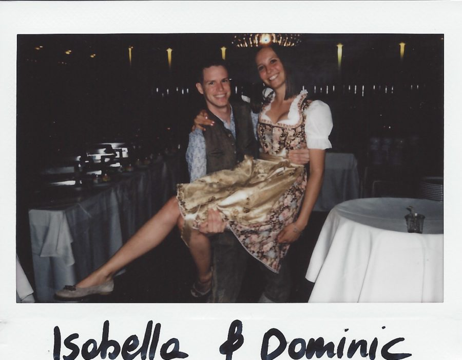 Isabella+Dominic
