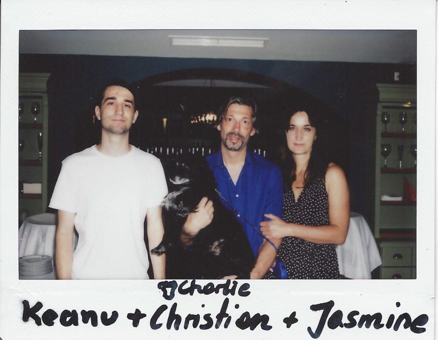 Keanu+Christian+Charlie+Jasmin